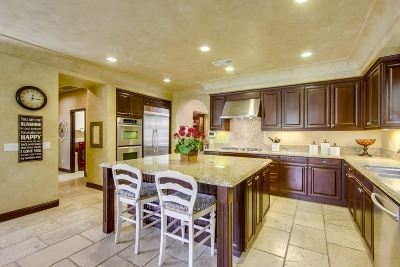 Del Sur Single Family Home For Sale: 15608 Via Montecristo