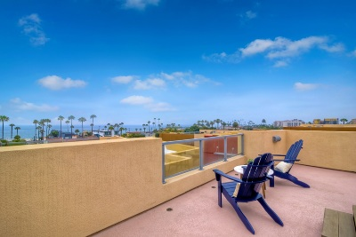 Oceanside Townhouse For Sale: 415 S Cleveland Street #102