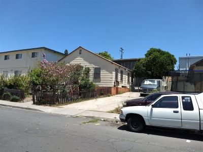 San Diego Multi Family 5+ For Sale: 4173-75 Altadena Ave