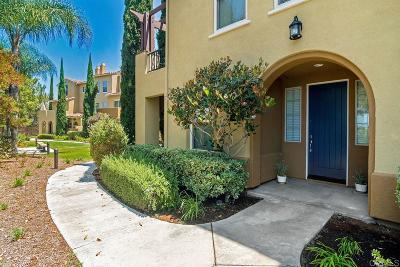 Chula Vista Townhouse For Sale: 2220 Huntington Point Rd #36