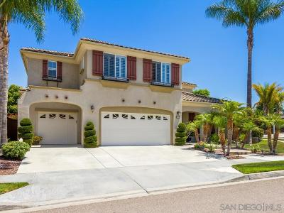 San Diego CA Single Family Home For Sale: $1,145,000