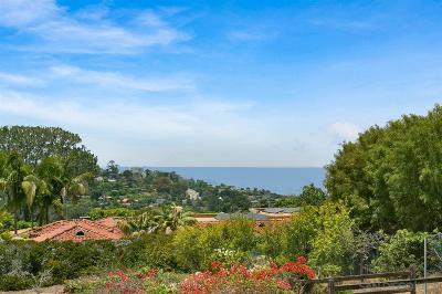 La Jolla Single Family Home For Sale: 7834 Esterel Drive