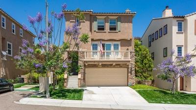 Vista Single Family Home For Sale: 341 Cobalt Dr