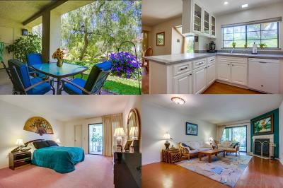 Carlsbad Attached For Sale: 7301 Paseo Verde