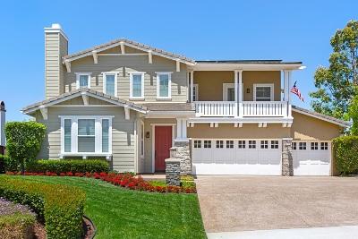 San Marcos Single Family Home For Sale: 1157 Via Vera Cruz