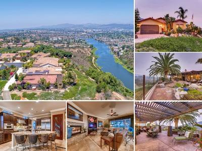 San Marcos Single Family Home For Sale: 916 Camino Del Arroyo Drive