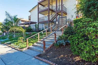 San Diego Attached Pending: 3029 Broadway #5