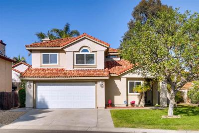 Vista Single Family Home For Sale: 2019 Paseo Cresta