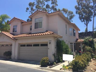 San Diego Condo For Sale: 12445 Caminito Brioso
