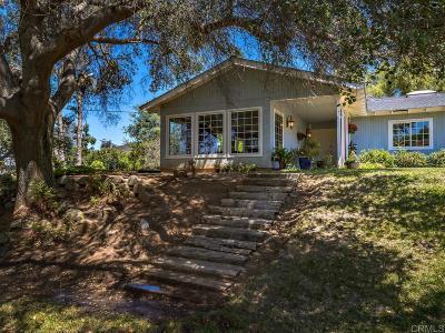 Vista Single Family Home For Sale: 3542 Emma Ln