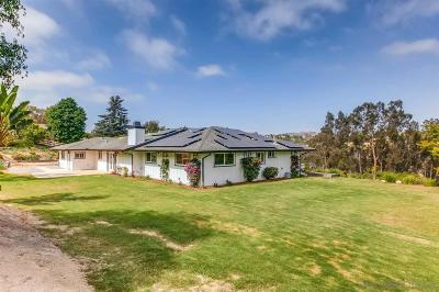 Single Family Home For Sale: 1330 Desert Rose Way