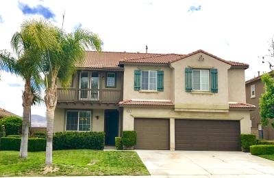 Murrieta Single Family Home For Sale: 31940 Serrento Dr