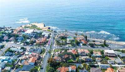 Sunset Cliffs Single Family Home For Sale: 1007 Cordova