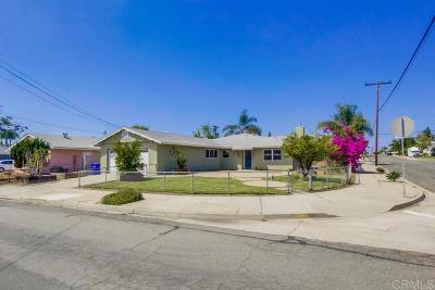 San Diego CA Single Family Home For Sale: $779,900