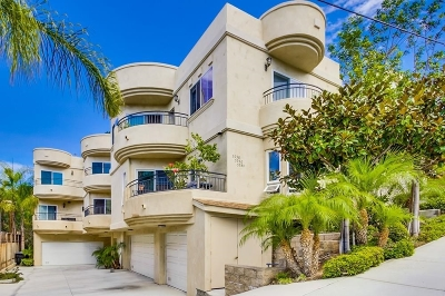 San Diego CA Townhouse For Sale: $739,000