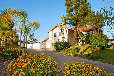 Poway CA Single Family Home For Sale: $1,129,000