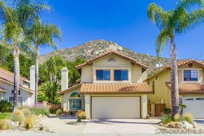 San Diego CA Single Family Home For Sale: $789,900