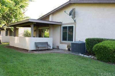 San Diego CA Attached For Sale: $465,000