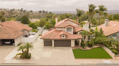 Oceanside Single Family Home For Sale: 751 Muirwood Dr.