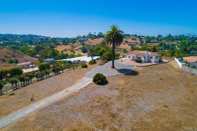 Vista Single Family Home For Sale: 846 Berkeley Way