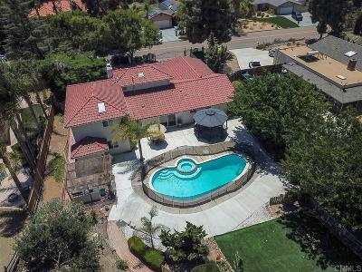 Bonita Single Family Home For Sale: 4119 Tim Street