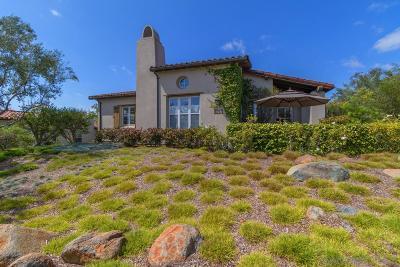 Santaluz Single Family Home For Sale: 8287 N Santaluz Village Grn.