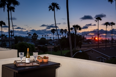 Oceanside Townhouse For Sale: 301 Cassidy Street #3