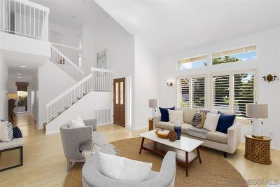 San Diego CA Single Family Home For Sale: $975,000