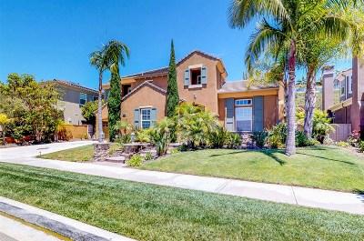 Carlsbad, Carlsabd Single Family Home For Sale: 7030 Heron Cir