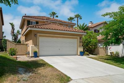 San Marcos Single Family Home Pending: 1271 Avenida Fragata