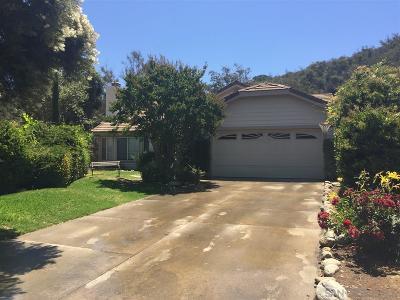 Escondido CA Single Family Home For Sale: $574,899