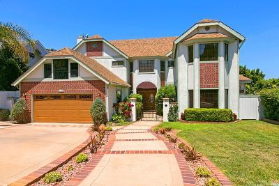Single Family Home For Sale: 7605 Nueva Castilla Way