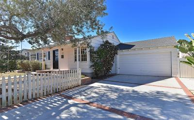 La Playa Single Family Home For Sale: 854 Bangor St