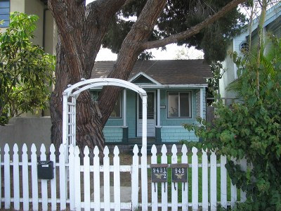 Coronado Single Family Home Contingent: 941 F Ave