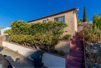 La Mesa Single Family Home For Sale: 7119 Boulevard