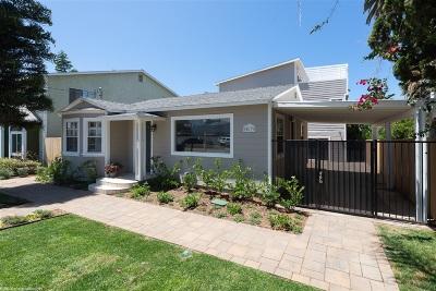 Oceanside Single Family Home For Sale: 517 S Tremont St