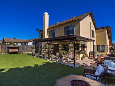 Single Family Home For Sale: 8370 Aries Rd.