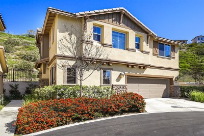 San Marcos Single Family Home For Sale: 1363 Dolomite Way