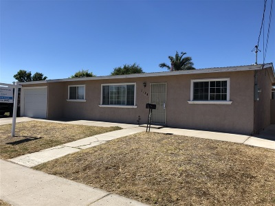Single Family Home For Sale: 5124 Bowden Ave