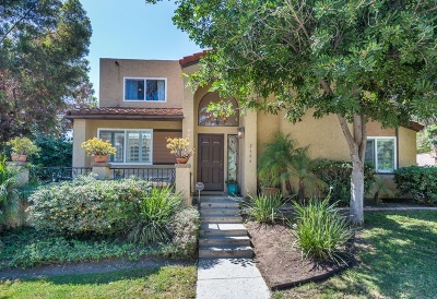 San Diego CA Single Family Home For Sale: $824,999