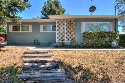 Single Family Home For Sale: 1251 E Fallbrook
