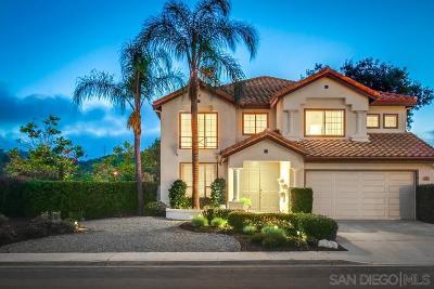 Single Family Home For Sale: 18110 Smokesignal Dr