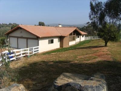 San Diego County Single Family Home For Sale: 19939 Fortuna Del Este