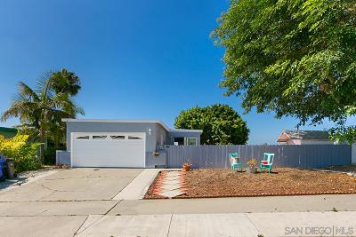 Oceanside Condo For Sale: 3897 Marvin St