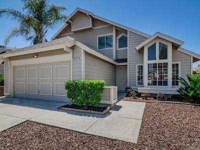 Oceanside CA Single Family Home For Sale: $425,000