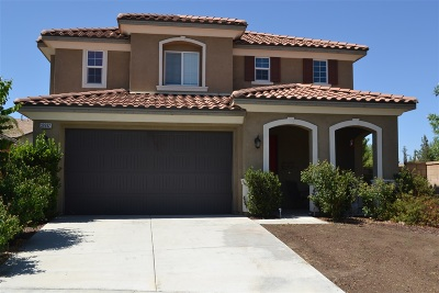 Temecula Single Family Home For Sale: 32692 Driscoll Ct