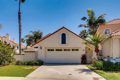 Coronado Single Family Home For Sale: 54 Bridgetown Bend