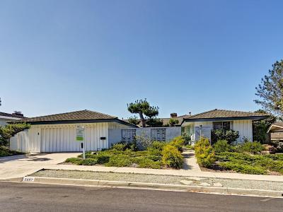 Del Cerro, Del Cerro Heights, Del Cerro Highlands, Del Cerro Terrace Single Family Home For Sale: 5867 Del Cerro Blvd