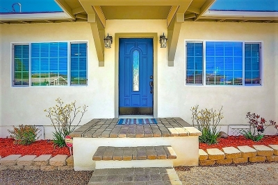 North Park, North Park - San Diego, North Park Bordering South Park, North Park, Kenningston, North Park/City Heights Single Family Home For Sale: 3569 Polk Ave