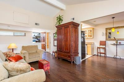 North Park, North Park - San Diego, North Park Bordering South Park, North Park, Kenningston, North Park/City Heights Townhouse For Sale: 3515 Vancouver Ave.